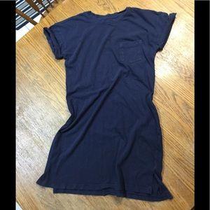 Abercrombie & Fitch Women's Blue Dress & Flannel